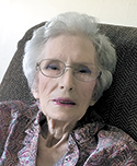 Edith Hopper Cordell, age 90