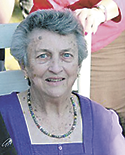 Edith Frances Bennett Elliott, age 89