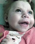 Ellsie Rose Atchley, age 13 months