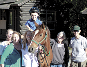 New equine-assisted therapy program links horses & well-being