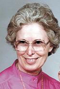 Evelyn Whiteside Rollins, 96