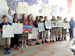 Facebook hosts Fourth Annual Middle School Art Contest