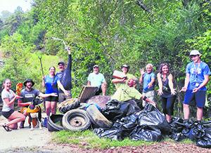 ROC Broad River Fall Sweep