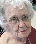 Faye Glasson Jones, age 88