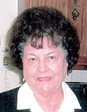 Faye Lovelace Oxentine age 83