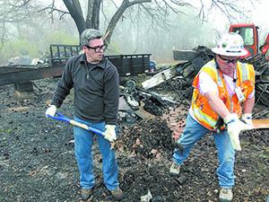 Fire Failed to Finish Family's Faith