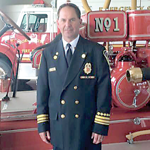 Forest City Fire & Rescue presents awards, names new chief