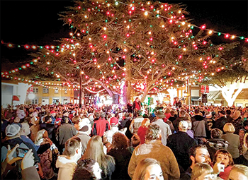 Annual Christmas in Forest City begins November 24