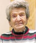 Fran Cairnes, age 91