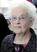 Frances Bridges Bland, 94