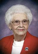 Mrs. Frances Jackson Hamrick, age 93