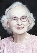 Frances Womack Yelton, age 95