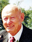 Mr. Fred Atkinson Ruppe, 90