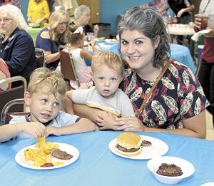 Cookout Fundraiser at Grace Chapel Foursquare Church