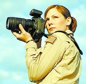 Gardner-Webb University to Host Military Photographer for Veterans