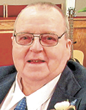 Gary Dale DeWeese, age 73