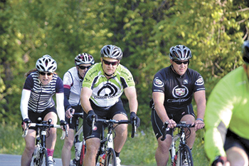 Rutherford Housing Partnership Hosts  9th Annual Gears  and Gables Ride
