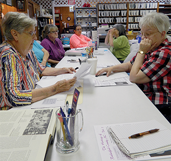 Genealogical Society seeks submissions for volume two of heritage book