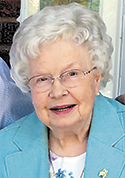 Genell Bailey Clements, age 90