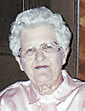 Mrs. Georgia Kathleen Jones Pittman, 92