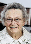 Gladys Lucille Metcalf Henderson age 94