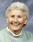 Lucille Pruett Goforth, age 91