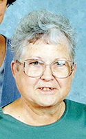 Carolyn Greene Gosey, age 81
