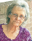 Mary Helen Fowler Greene, age 72