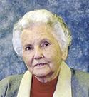 Dorcas Martin Greenlee, age 91