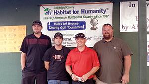 Deadline for golf tourney Oct. 20