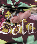 Zola Brielle Hardin, infant daughter of Nicole Hardin and Damione Lewis Hardin passed away on Thursday, October 15, 2020.