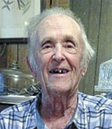 Harold H. Ruppe, age 98