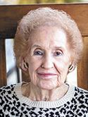 Mary Elizabeth Hames Hawkins, age 88