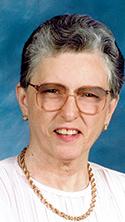 Hazel Bostic Nanney, age 86