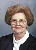 Hazel Elizabeth Toney Earley, 84