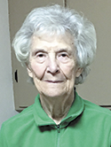 Hazel Bridges Sims, age 87