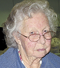 Carrie Mae Kuykendall Heatherly, 92