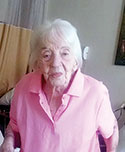 Helen Deck Ledbetter, age 94