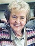 Helen Dobbins Higdon, age 91