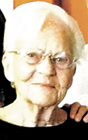 Helen Jean Trout Arrowood Norman, 83