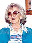 Helen Claytor Tolhurst, age 90