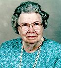 Mary Jarrell Hicks, age 99