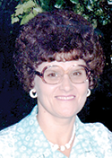 Mary Jane Hodge, age 79