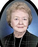 Evangeline Roberson Holland, age 85