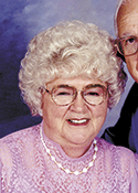 Juanita Branch Hollifield, age 85