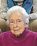 Mozelle Melton Honeycutt, age 93