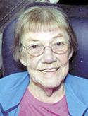 Lizzie Lee Bradley Hudgins, age 82