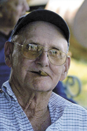 Fred M. Hutchins, age 84