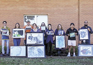 Isothermal students take prizes in photo & art contests