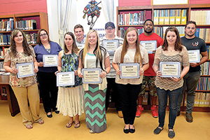 Isothermal names outstanding students for Spring 2016